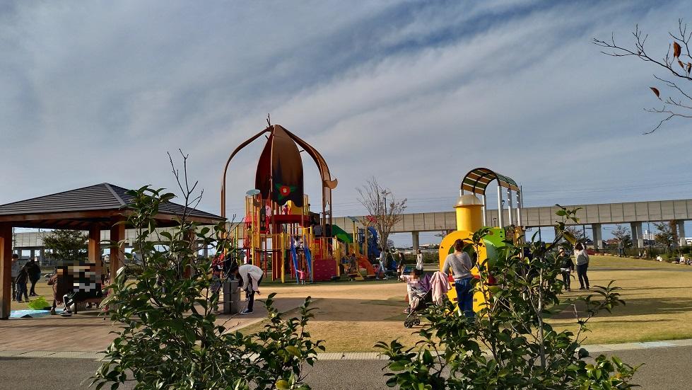 つばきの郷公園