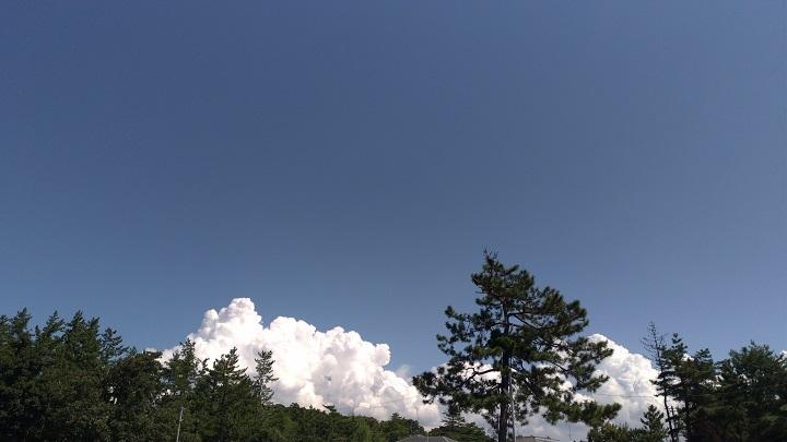石川県の晴れの日