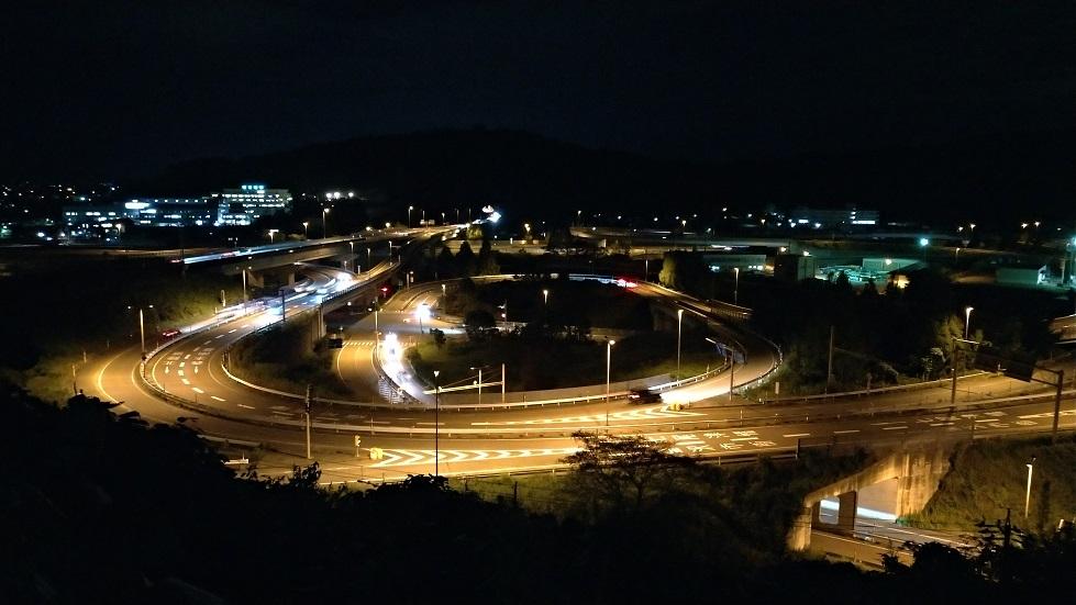 森本インター展望台7