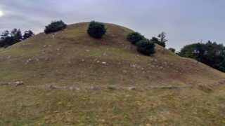 中能登町の「雨の宮古墳群」は能登最大級の前方後円墳が見どころ!