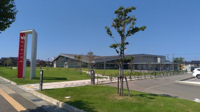 野々市市のカレードは石川県で唯一の電子図書館があるすごい施設です