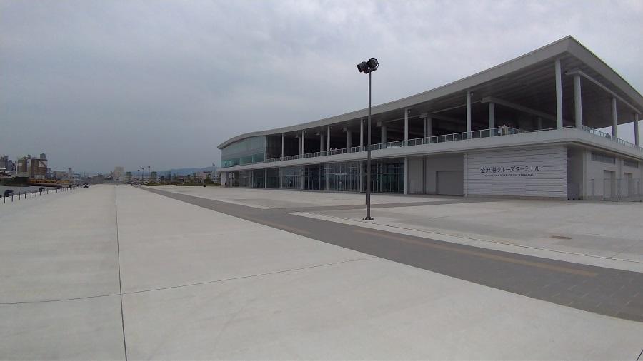 金沢港ターミナルクルーズ21